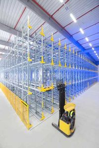 high density warehouse storage solutions