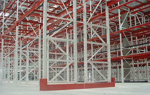 warehouse design Structural Channel in Use